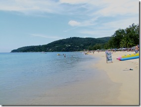 Karon Beach 1 HDR