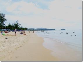 Karon Beach 2 HDR