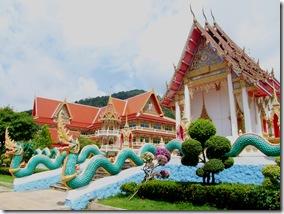Karon Temple 1 HDR