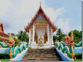 Karon Temple 2 HDR