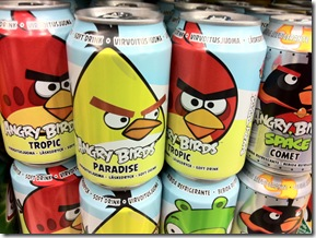 Angry Birds Can