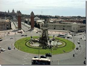 Plaza Espanya 3