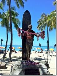Waikiki Beach Duke